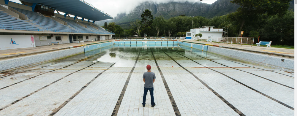 Capetown Swimming Pool